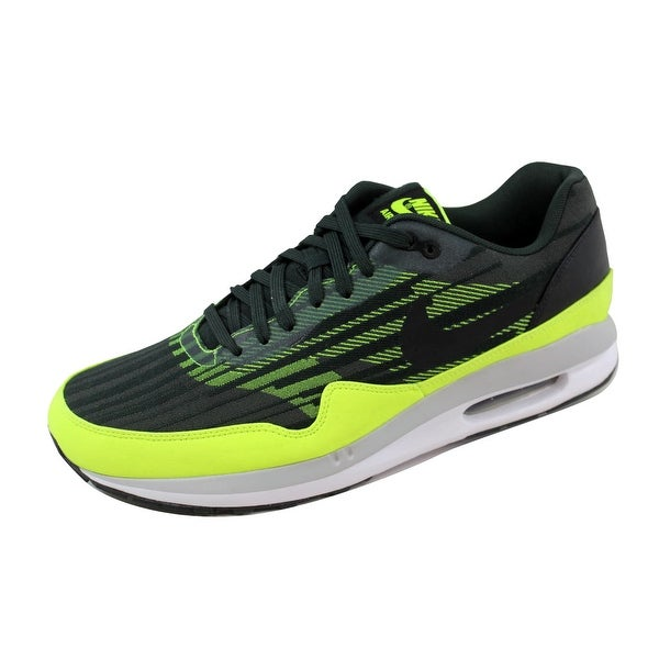 Nike Air Max Lunar 1 Men's Running Shoe GreenBlack Model