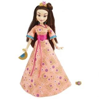 Disney Descendants Auradon Prep Doll: Coronation Lonnie