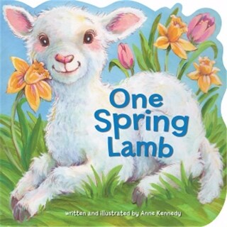 Nelson & Nelson Books 0065703 One Spring Lamb