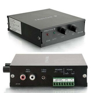 C2g / Cables To Go 40100 Trulink Audio Amplifier (Plenum Rated)