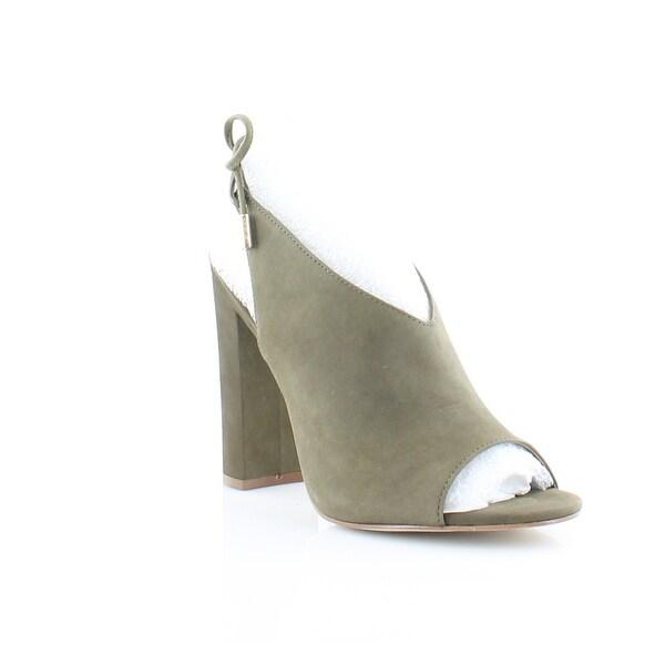 Steve Madden Saffron Women's Heels Olive - 7.5