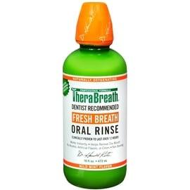 TheraBreath Fresh Breath Oral Rinse 16 oz