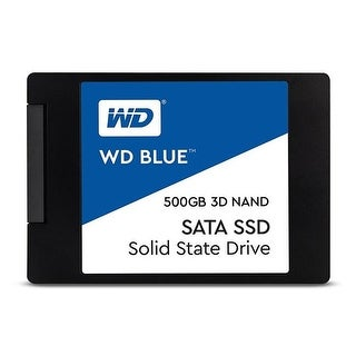 3D NAND 500GB PC SSD - Sata III Solid State Drive, 7 mm.