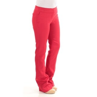 Womens Red Pants Juniors Size 5