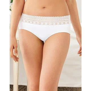 Bali Comfort Revolution Seamless Lace Hipster - 10/11
