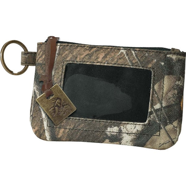 Legendary Whitetails Women's Weekend Adventure Camo ID Wallet - big game field - One size