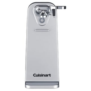 Cuisinart CCO-55 Deluxe Can Opener, Chrome