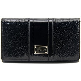 Kenneth Cole Reaction Flap Clutch Synthetic Wallet