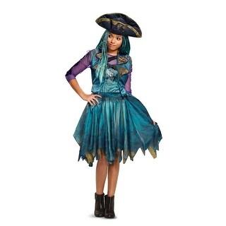 Girls Descendants Classic Uma Isle Look Pirate Costume (4 options available)