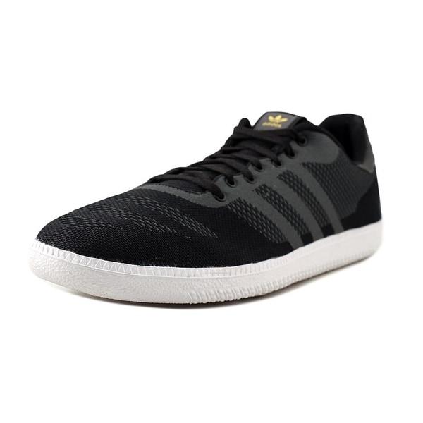 designer fashion 58700 919bd Adidas Copa Skate Woven Men Round Toe Synthetic Black Sneakers