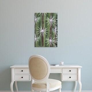 Easy Art Prints John & Lisa Merrill's 'Thistle' Premium Canvas Art