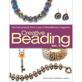 Kalmbach Publishing Books-Creative Beading Volume 7