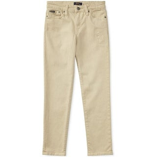 Link to Polo Ralph Lauren Boy's Denim Sullivan Stretch Jeans Similar Items in Boys' Clothing