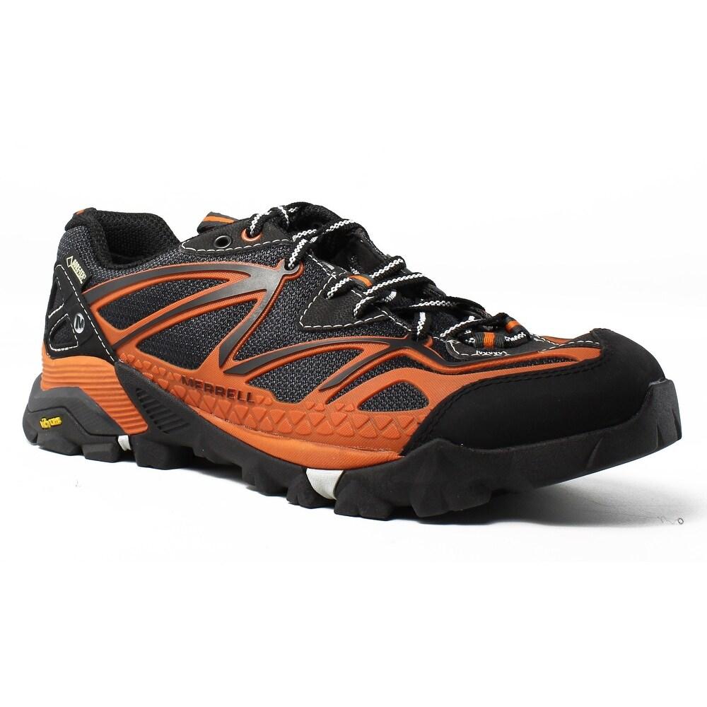 echt goedkoop stopcontact sportschoenen Merrell Mens Capra Sport Orange Trail / Hiking Shoes Size 7