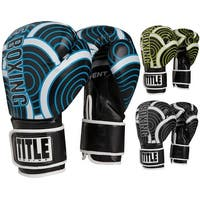 Title Boxing Engage Infused Foam Hook and Loop Training Gloves