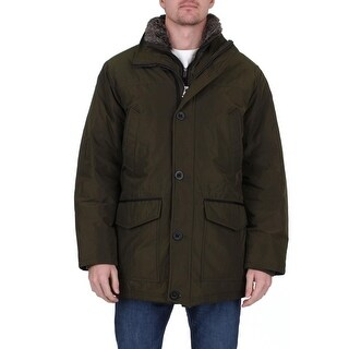 Weatherproof Mens Anorak Jacket Winter Oxford