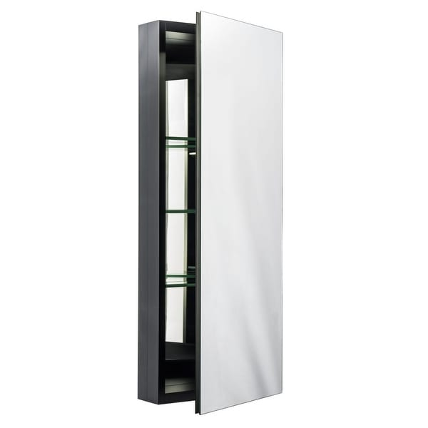 """Miseno MBC3615 Dual Mount 36"""" X 15"""" Beveled Medicine Cabinet (Surface or Recessed Mounting) - N/A"""