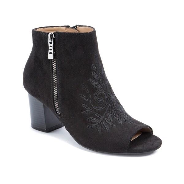 Andrew Geller Spinda Women's Boots Black SSF