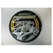 Signed Erat Martin Nashville Predators Nashville Predators Hockey Puck autographed