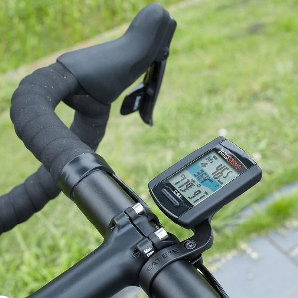 USB Strava Bike New Cateye Stealth Evo Plus GPS Cycling Computer CC-GL51 ANT