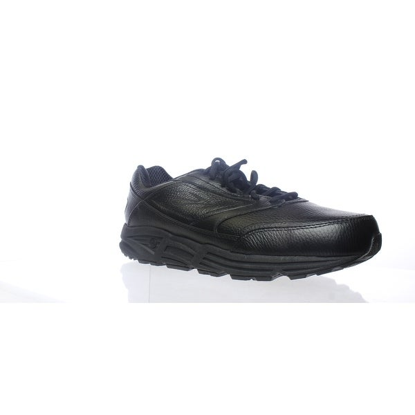 6e029907806 Shop Brooks Mens Addiction Walker Black Running Shoes Size 11 (4E ...