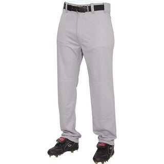 Rawlings Men's Semi-Relaxed Cloth Baseball Pants