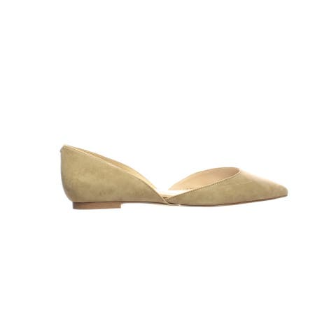 Sam Edelman Womens Rodney Oatmeal Suede DOrsays Size 8.5
