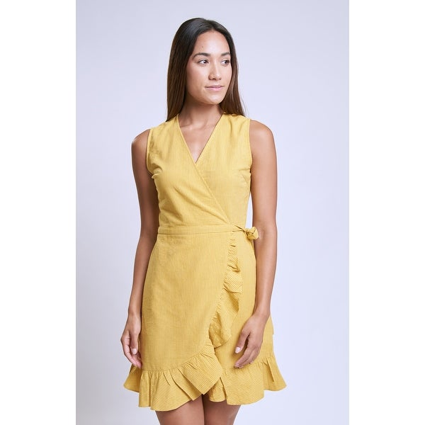 17716174bdafc Shop Wrap Dress - Free Shipping On Orders Over $45 - Overstock ...