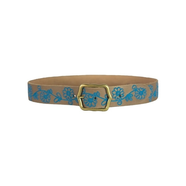Noble Outfitters Belt Womens Annie Oakley Embroidered Floral