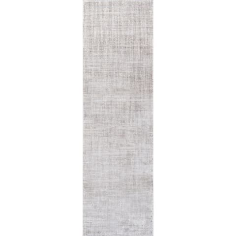 Momeni Cannes Tencel Contemporary Abstract Area Rug