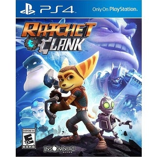 Ratchet and Clank - Playstation 4 (Refurbished)