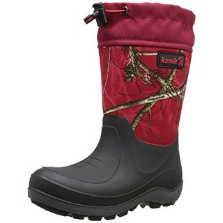 Kamik Boys Stormin2 Insulated Waterproof Winter Boots - 13