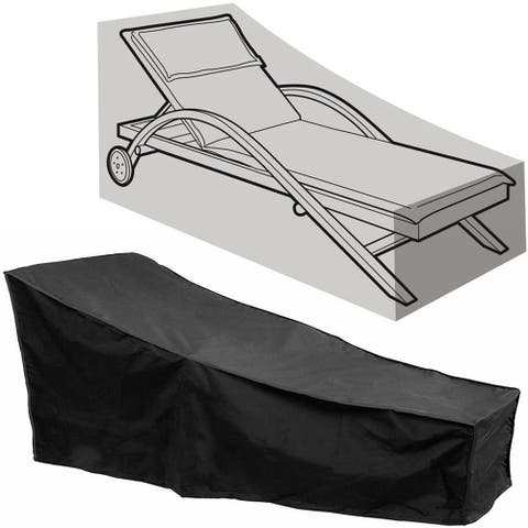 Patio Chaise Lounge Cover, Outdoor Lounge Chair Covers, Patio Furniture Covers