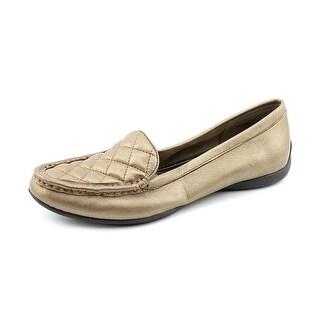 Bella Vita Mercedes N/S Moc Toe Leather Loafer