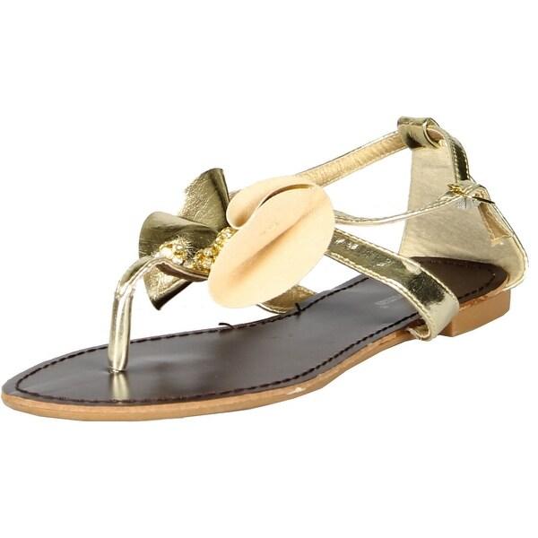 Pierre Dumas Womens Petunia Fashion Sandals