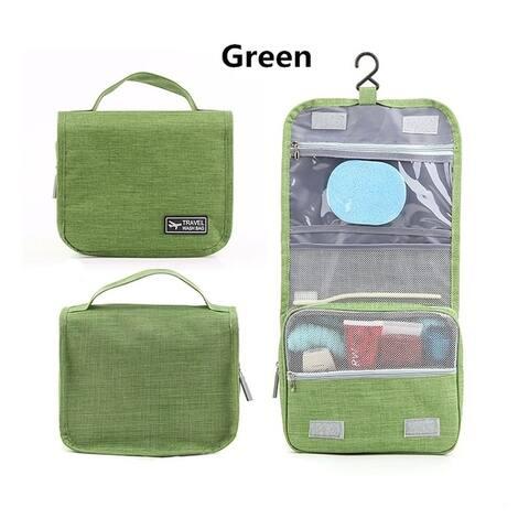 Waterproof Hook Travel Storage Toilet Cosmetic Bag