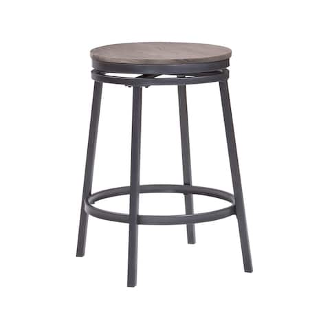 Conroe Backless Swivel Counter Stool by Greyson Living