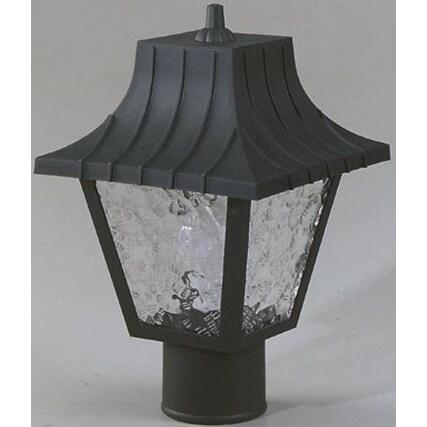 "Westinghouse 66875 Post Top Lantern, 8"" X 8"", 60 Watt"
