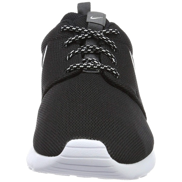 Shop Nike Womens Roshe One Fabric Low Top Lace Up Running