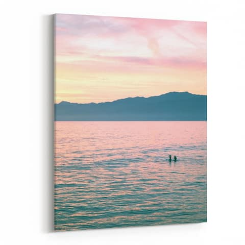 Venice Los Angeles California Beach Canvas Wall Art Print