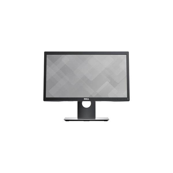 Dell 20 Inch LED Monitor DELL-P2018H DELL P2018H - LED Monitor