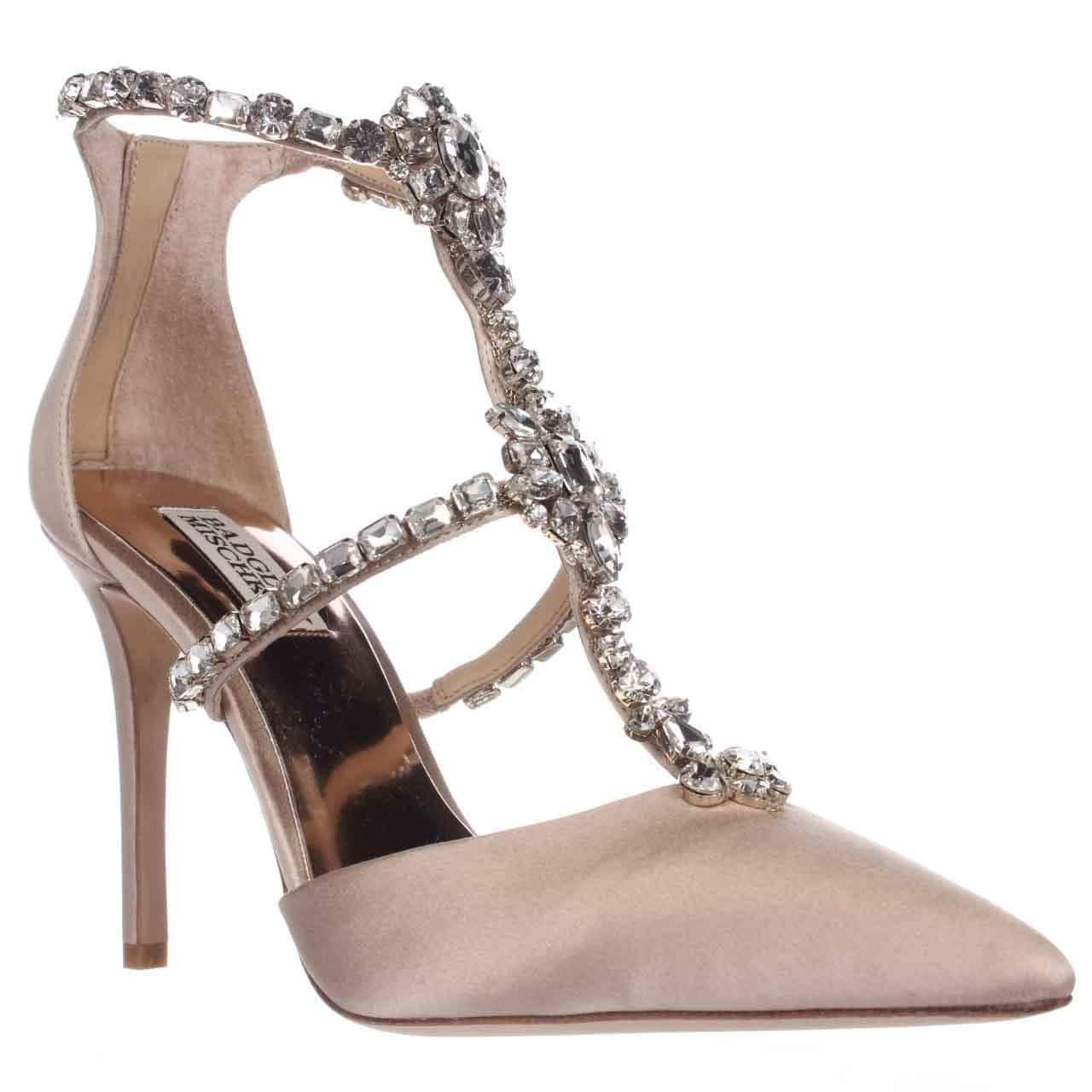 Badgley Mischka Womens Deker dress Sandal