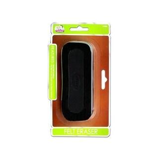 """Brd Dudes Felt Eraser Chalk/Dry Erase Ergo 2x5"""""""