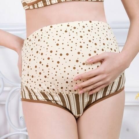 100 percent Cotton Maternity Underwear Pregnant High Waist Panties Clothes Pregnancy Women Mother