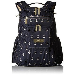 Ju-Ju-Be Be Right Back DIAPER BAG, Multi Use Travel DIAPER BACKPACK, The Admiral - the admiral