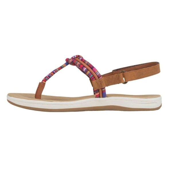 Sperry Womens Seabrook Elsie Open Toe Casual