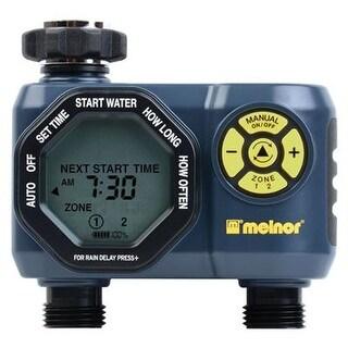 2-Zone Digital Water Timer