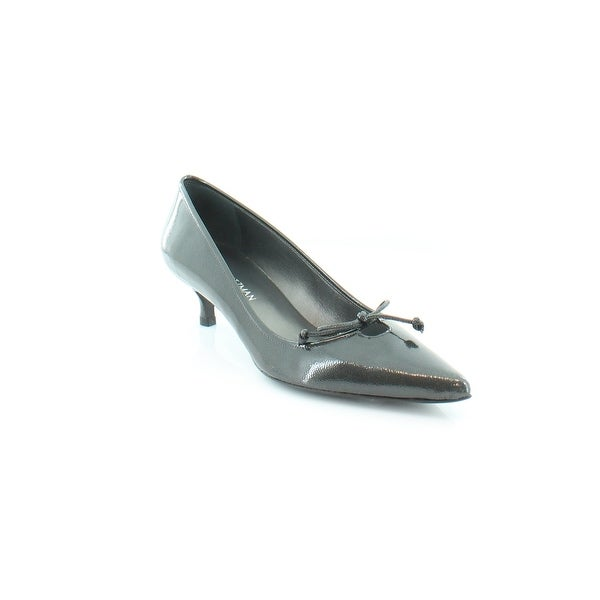 Stuart Weitzman Lopanche Women's Heels Gray Molecular - 8