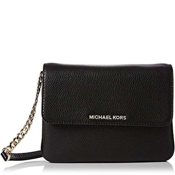 b034320c4088 Shop Michael Michael Kors Bedford Double Gusset Crossbody Soft Venus ...