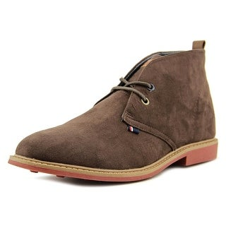 Tommy Hilfiger Michael Vel Round Toe Synthetic Chukka Boot